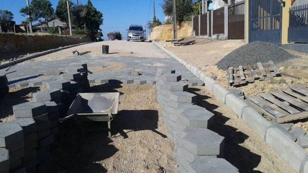 Pavimentação de ruas – Cocal do sul SC